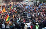 تهدید اتحادیههای کارگری بولیوی به اعتصاب