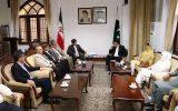 خطوط ریلی میان ایران و پاکستان تقویت میشود