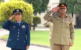 پاکستان و چین پیمان دفاعی امضا کردند
