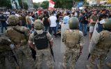 اعتراضات در لبنان به دنبال قوت گرفتن احتمال نخست وزیری الخطیب