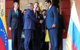 تحکیم روابط ونزوئلا و روسیه در سایه امضای ۱۲ توافق همکاری ۱۰ ساله