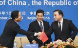 گفتوگوی تلفنی وزرای خارجه چین و ژاپن در مورد روابط دوجانبه
