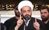 قیس الخزعلی: سفارت آمریکا مرکز جاسوسی علیه عراق است