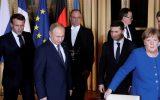 رضایت پوتین و زلنسکی از نتیجه مذاکرات نرماندی