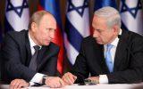 پوتین و نتانیاهو با محور درباره سوریه گفت وگو کردند