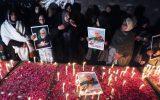 راهپیمایی به مناسبت بزرگداشت سالروز شهادت سردار سلیمانی و المهندس در عراق