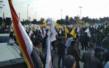 نماینده پارلمان عراق: سکوت بغداد سبب تکرار حملات آمریکا به الحشد الشعبی میشود