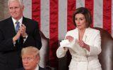 پلوسی:همدستی جمهوریخواهان با ترامپ، خطری برای آمریکاست