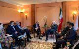 اعضای شورای روابط خارجی اتحادیه اروپا با ظریف دیدار کردند