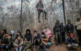 ترکیه: نیروهای گارد ساحلی یونان پناهجویان را میسوزانند