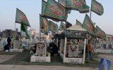 تعرض دوباره اشغالگران به زمین قبرستان اسلامی یوسفیه در قدس اشغالی