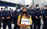 اعتراض آلمانیها به محدودیتهای کرونایی؛ دیگر بساست