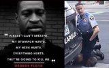 قتل یک آمریکایی دیگر به دست پلیس با روش «فشار بر گردن»