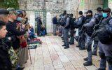 فلسطین: اسرائیل کرانه باختری را میدان تمرینات نظامی کرده است