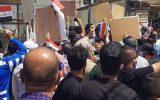 از سرگیری اعتراضات در شهرهای عراق