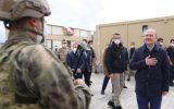 وزیر کشور ترکیه برای اولین بار وارد خاک سوریه شد