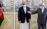 نخستین محموله صادراتی ایران از راه آهن هرات- خواف وارد افغانستان شد
