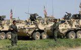 ورود کاروان لجستیکی ارتش آمریکا از کردستان عراق به شمال سوریه