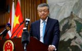 سفیر چین در انگلیس اتهامات لندن را رد کرد