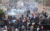 ۴ کشته و ۱۰۰ زخمی در اعتراضات ذی قار عراق/استاندار استعفا کرد