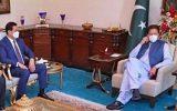برگزاری نخستین نشست اقتصادی ازبکستان و پاکستان در «تاشکند»