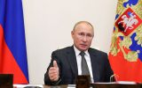پوتین: روسیه همیشه آماده ارسال کمکهای بشردوستانه به دیگر کشورهاست