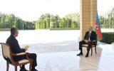 رئیس جمهوری آذربایجان: آماده حل بحران قره باغ از طریق مذاکره هستیم