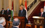 رایزنی وزرای خارجه عراق و مصر درباره سوریه و لیبی
