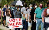 بسته شدن مراکز اخذ رای و آغاز شمارش آرای انتخابات ریاستجمهوری سوریه