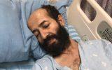 انتقال ماهر الاخرس به بیمارستان