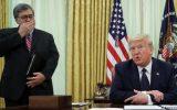 مدیر رسیدگی به تخلفات انتخاباتی در وزارت دادگستری آمریکا استعفا کرد