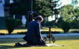 عمران خان: این نماز و ایمان به خداست که به انسان آرامش می دهد