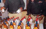 ضبط هزاران بطری مشروبات الکلی به نام سفارت امارات در بندرگاه کراچی