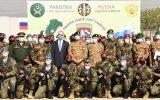 آغاز مانور نظامی مشترک میان پاکستان و روسیه