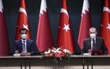 ترکیه و قطر ۱۰ توافقنامه همکاری امضاء کردند