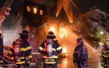 آتش سوزی در خانه سالمندان روسیه ۱۱ قربانی گرفت