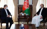 استاندار هرات از ایران به خاطر مهار آتش سوزی دوغارون قدردانی کرد