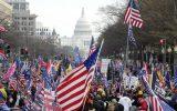 حمله معترضان به خانههای رهبران سنا و مجلس نمایندگان آمریکا