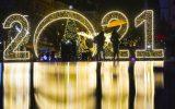 آغاز سال نو میلادی ۲۰۲۱ با محدودیتهای کرونایی