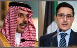گفتگوی تلفنی وزرای خارجه عربستان و کویت