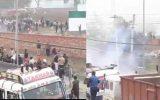 حمله پلیس هند به کشاورزان معترض و زخمی شدن ده ها نفر