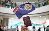 ۷۰ درصد هنگ کنگی ها گذرنامه انگلیسی می گیرند