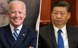 روسای جمهوری آمریکا و چین نخستین تماس تلفنی را برقرار کردند