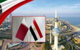 اولین تماس تلفنی امیر قطر با رییس جمهوری مصر بعد از نشست العلا