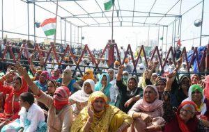 اعتراضات ضد دولتی کشاورزان هندی ۱۰۰ روزه شد