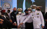 گزارش تصویری حضور هیات نظامی ایران در رزمایش بین المللی در پاکستان