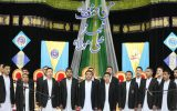 جشن مولود کعبه با حضور علمای شیعه و سنی در لاهور پاکستان