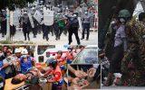 خونتای میانمار ۲۳ هزار زندانی را عفو کرد