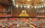 نمایندگان پارلمان پاکستان فردا به عمران خان رای اعتماد می دهند