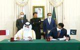 پاکستان برای واردات گاز، قرارداد ۱۰ ساله با قطر بست